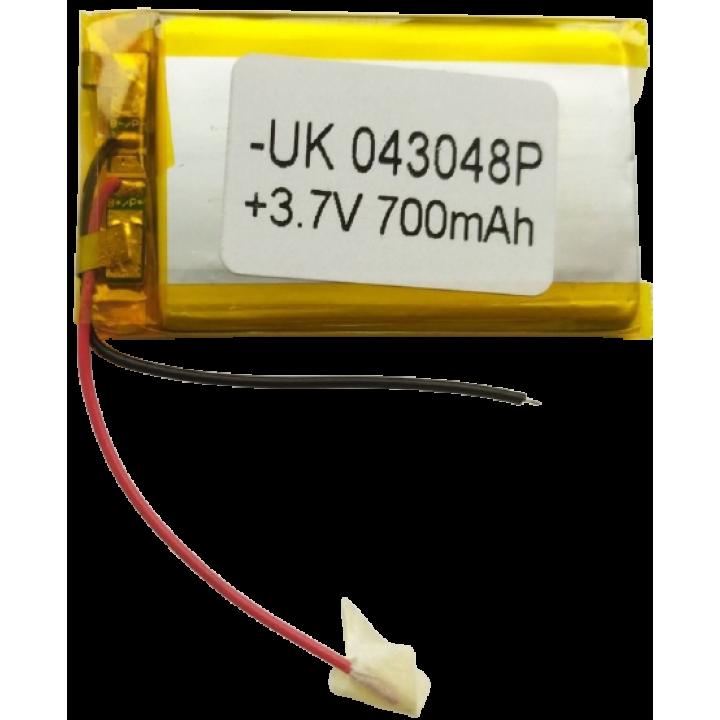 Литий-полимерный аккумулятор 043048