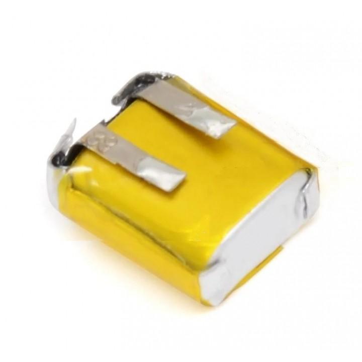 Литий-полимерный аккумулятор для блютуз наушников 040909