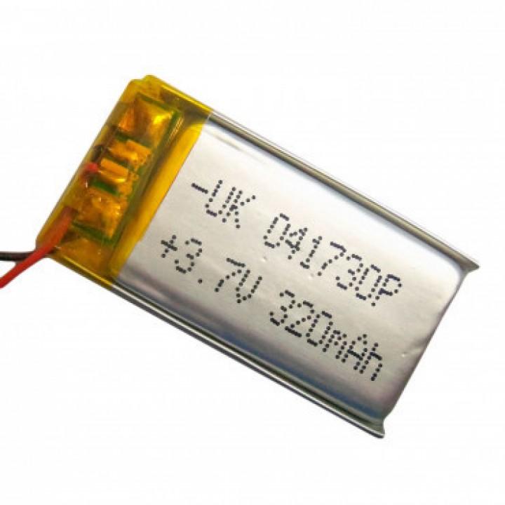 Литий-полимерный аккумулятор 041730