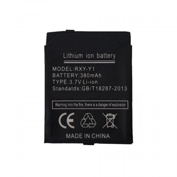 Аккумулятор-батарейка для смарт часов 380Mah AYYC-Y1 watch battery