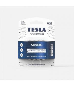 Батарейки Tesla SILVER LR03 на блистере