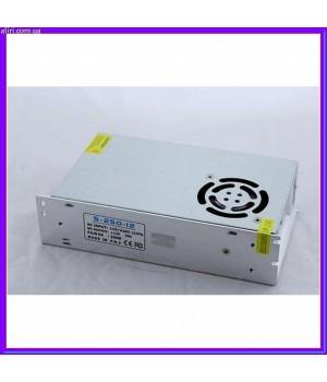 Блок питания ND импульсный  12V20A металлический