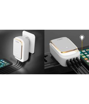 СЗУ LDNIO 4405 + кабель usb micro (v8)