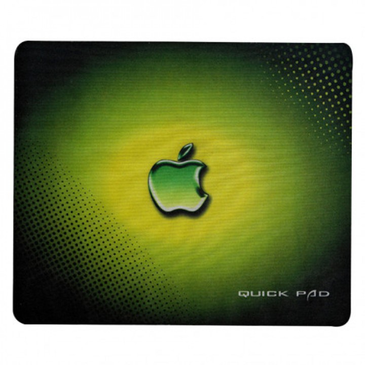Коврик для мыши L-11 Apple (22*25)
