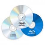 Диски CD-DVD оптом