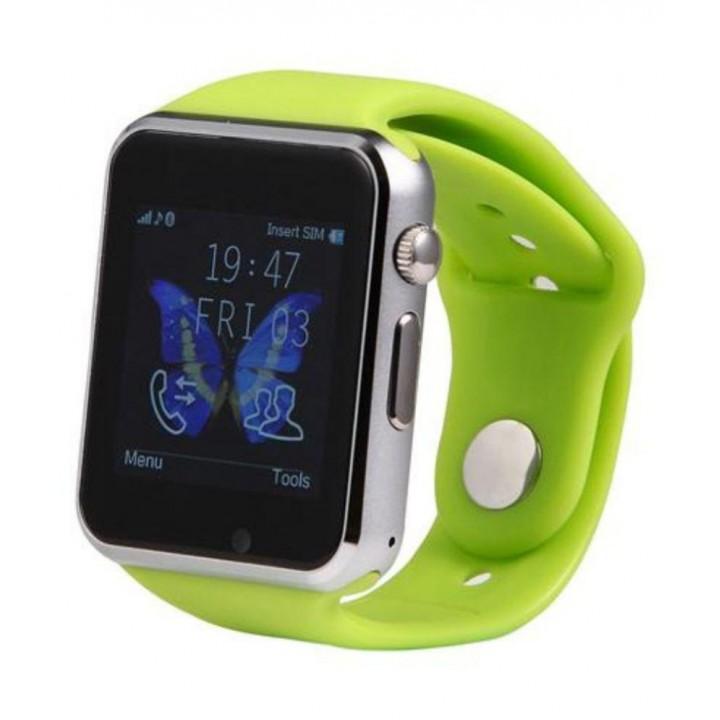 Умные часы Smart Watch A1 зеленые