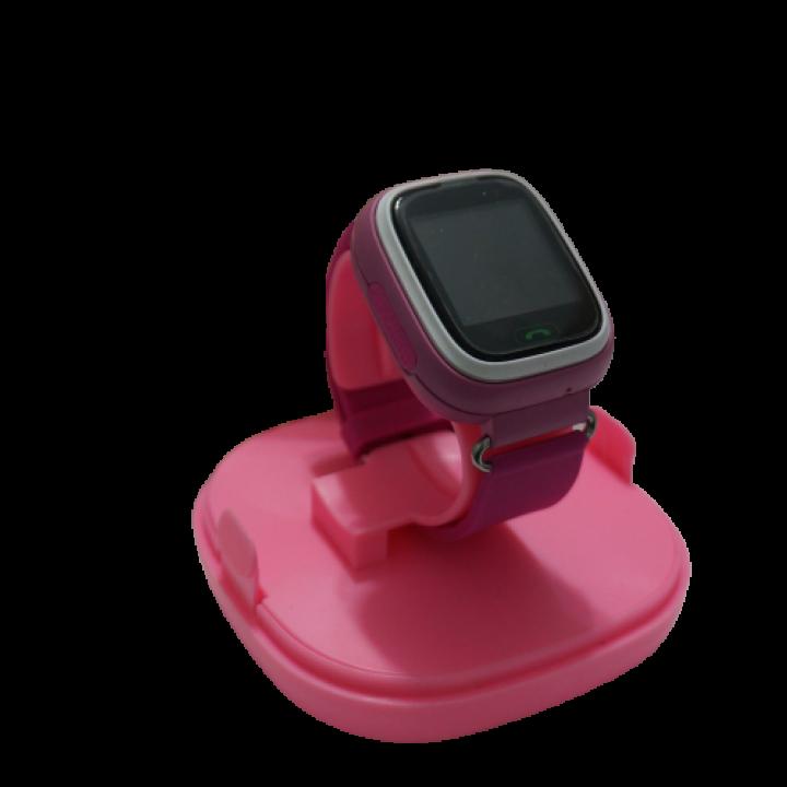 Детские Умные часы  Smart Watch сенсорные Q90 pink