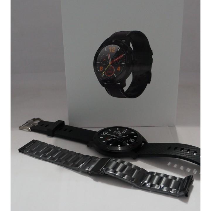 Умные часы Smart Watch Torntisc DT98 черный+черный метал