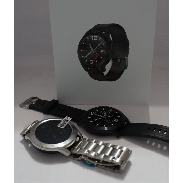 Умные часы Smart Watch Torntisc DT98 черный+серый метал