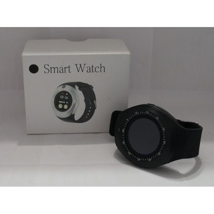Умные часы Smart Watch Y1s с камерой black