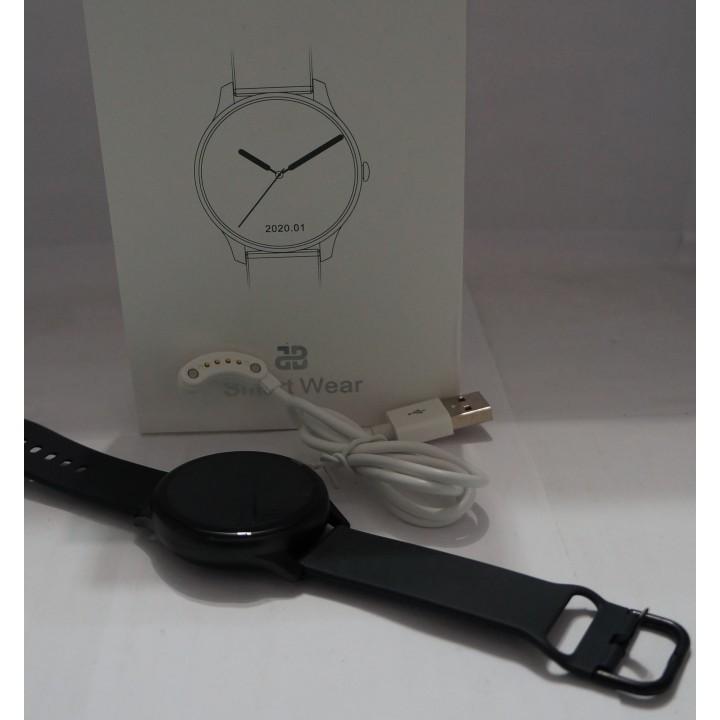 Умные часы Smart Watch V10 Elegant черные