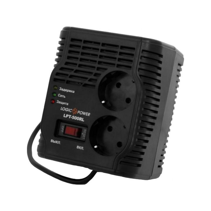 Стабилизатор напряжения  LPT-500RL 350Вт(3113)