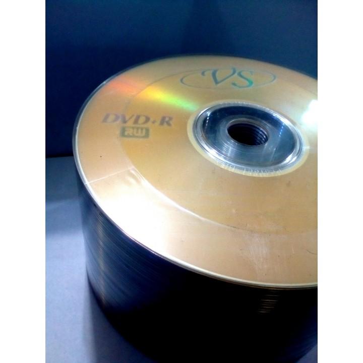 Диск для записи DVD+R VS 4.7Gb (Цена указана за 50 шт)