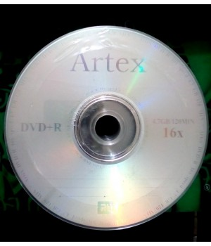 DVD+R ARTEX 50шт. упаковка