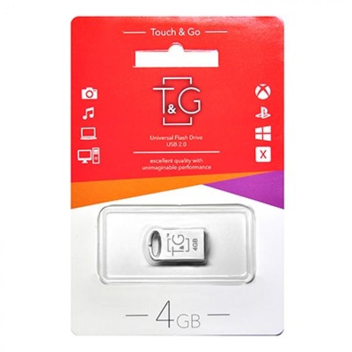 USB флешка T&G 4GB Metal series 105