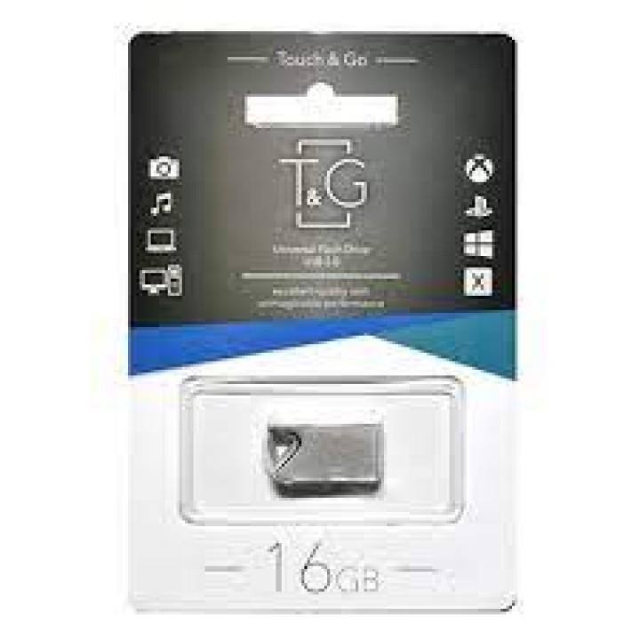 USB флешка T&G 16GB Metal series TG109
