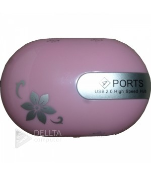 хаб 4 портовый 2.0 USB 171 (UH009) YC37-YC38