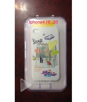 Чехол  к Iphone 4  Ht-33