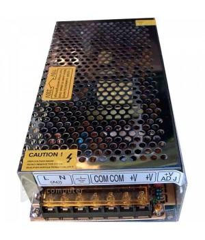 Блок питания ND - 120W 12V 12.5A импульсный металлический