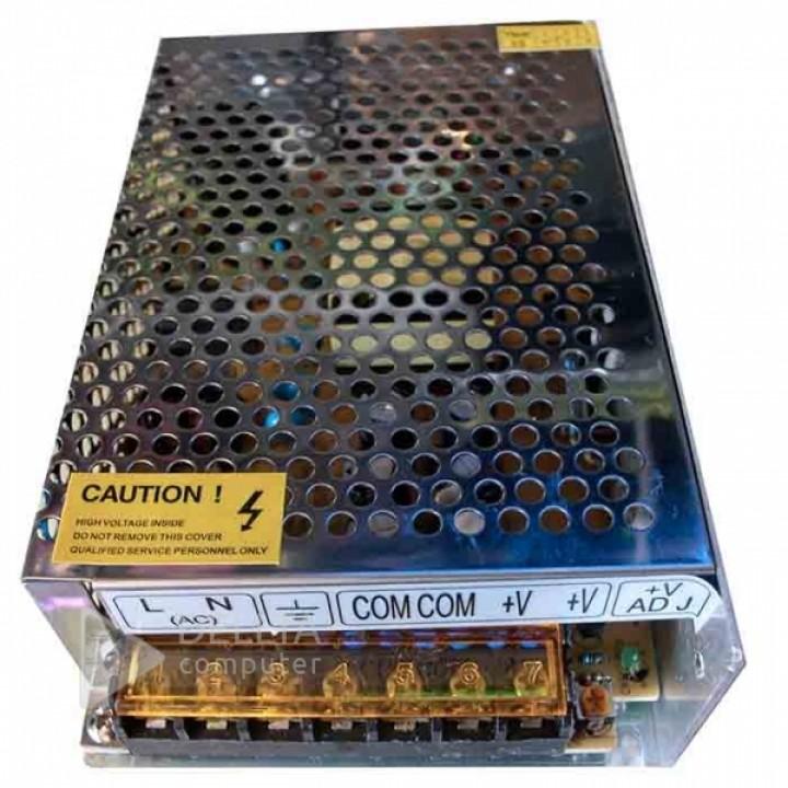 Блок питания ND - 60W 12V 5A, импульсный, защита от короткого замыкания, защита от перегрузки