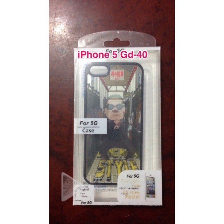 Обложка Iphone 5G 3D GD- 40