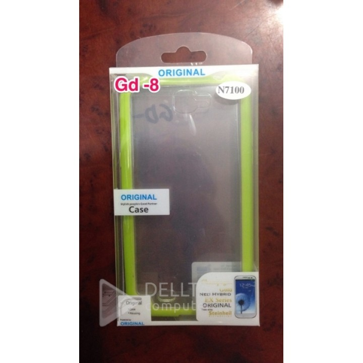 Обложка See-through Case+ Physical box N7100/Note 2 GD-8