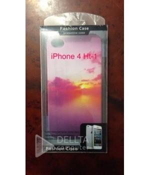 Обложка Iphone 4G apple, рисунки HT-1