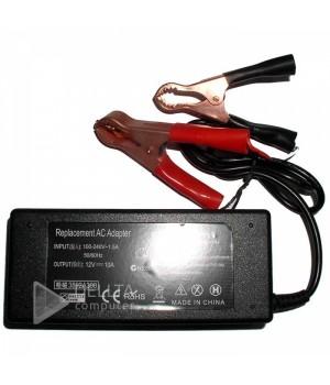 Блок питания LCD 12v big s 10A 200. Источник питания 12v big s 10A 200 с зажимами