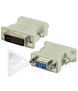 ПЕРЕХОДНИК DVI-A 24PIN TO VGA15PIN