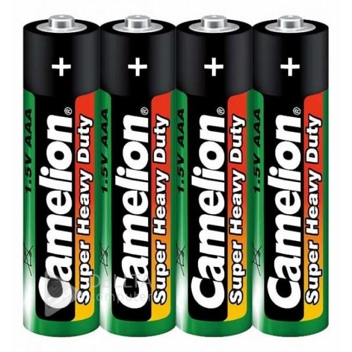 Батарейка солевая Camelion R-03(упаковка 60 шт