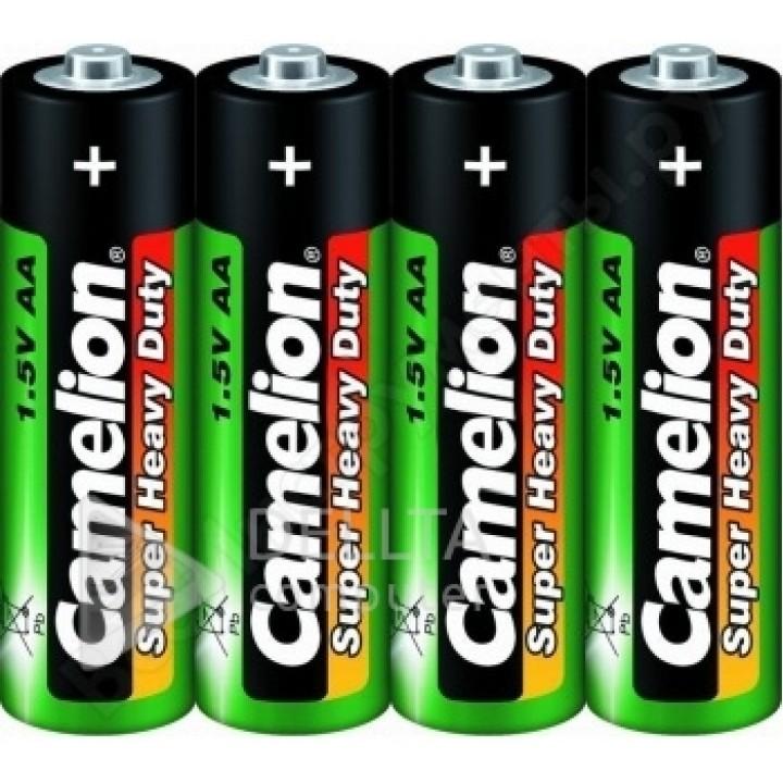 Батарейка солевая Camelion R6(Упаковка 60 шт