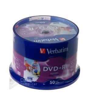 DVD+R VERBATIM 4.7Gb (цена указана за 50 шт.