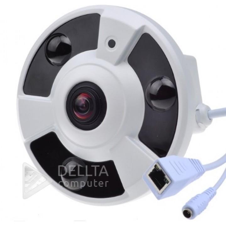 Купить 1,3mp  VR Camera 360 градусов панорамный вид Fisheye CT-3213: цена, характеристики | Dellta Computer