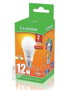 Светодиодная лампа Ledstar 12W E27 4000k (101564)