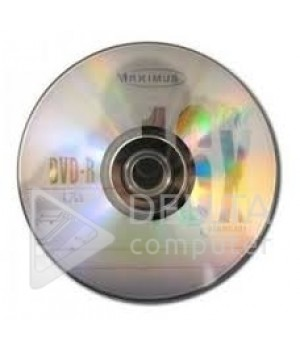 DVD-R MAXIMUS 2 шт. упаковка
