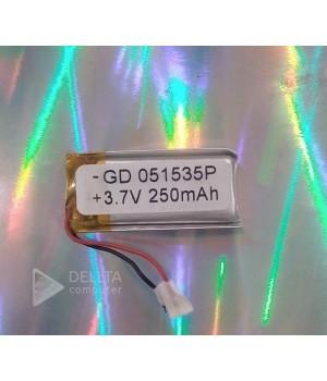 Литий-полимерный аккумулятор 051535