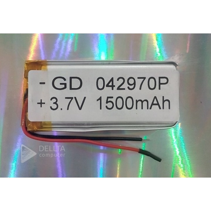 Литий-полимерный аккумулятор  042970