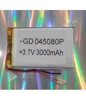 Литий-полимерный аккумулятор  045080