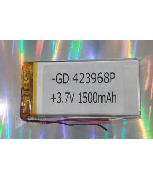 Литий-полимерный аккумулятор 423968