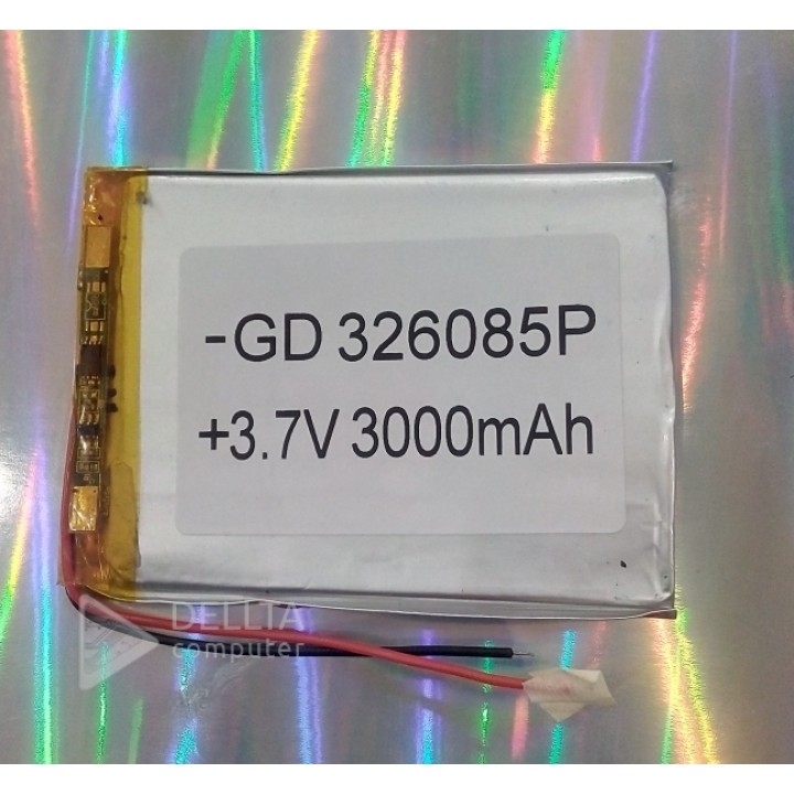 Литий-полимерный аккумулятор  326085
