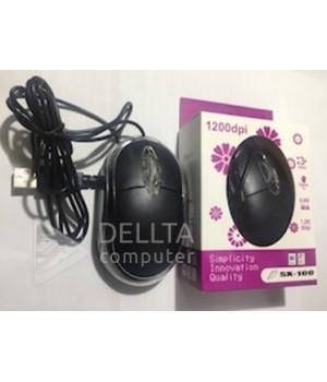 Мышка проводная SX-100