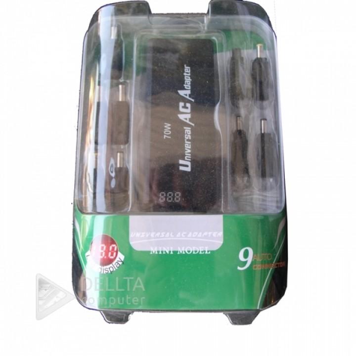 Адаптер универсальный для  ноутбука 90W led