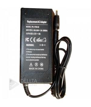 Блок питания LCD 12V 8A 96W , (5.5*2.5) источник питания тока 12V 8A 96W