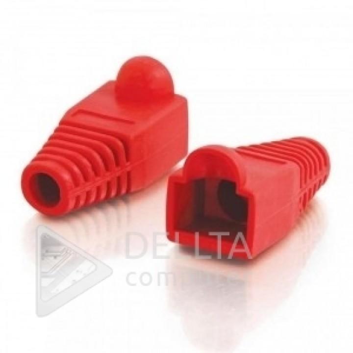 Изолирующий колпачок LPCP5RD   Rj45 красный