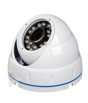 Камера Green Vision GV-065-GHD-G-DOS20-20 2mp гибридная антивандальная