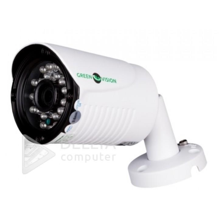 Камера Green Vision GV-047-GHD-G-COA20-20 2mp гибридная наружная metal