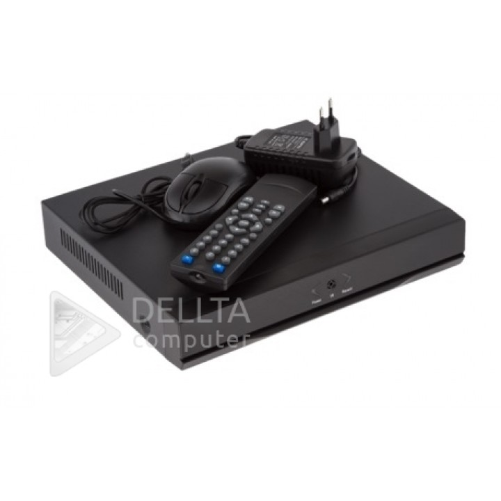 Купить Гибридный видеорегистратор AHD Green Vision GV-A-S033/08: цена, характеристики | Dellta Computer