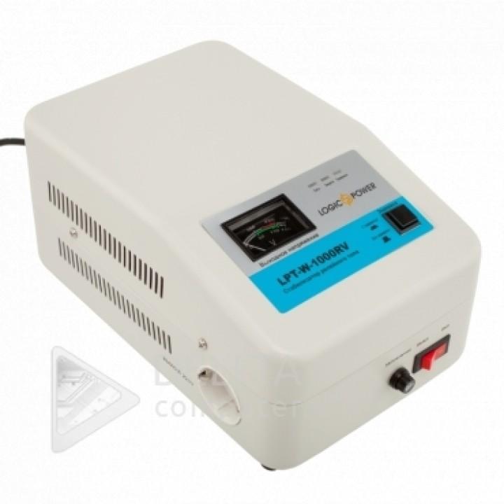 Стабилизатор напряжения LPT-W-1000RV 700ВТ