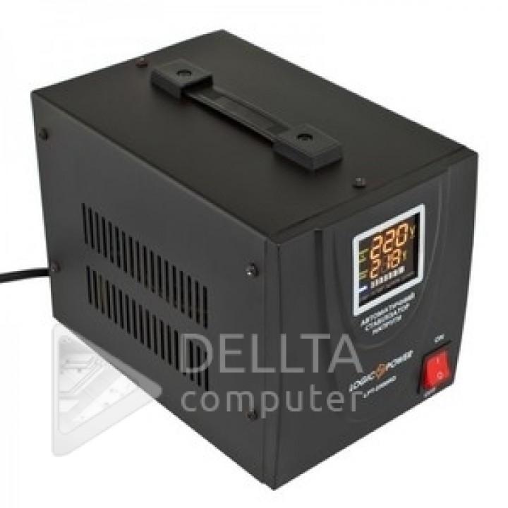 Стабилизатор напряжения LPT-2500RD Black (1750W)
