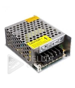 Блок питания ND-25w  12V2a ip33 импульсный,металлический